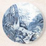 Chinese Art Coaster