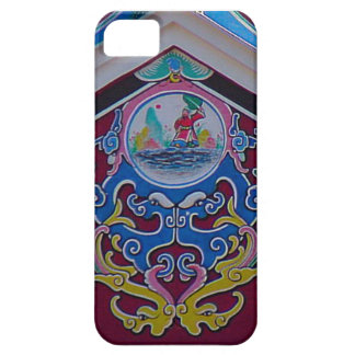 Chinese artwork, Singapore iPhone 5 Cover