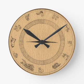 Chinese Astrology Clock