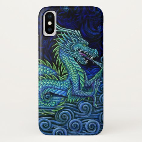 Chinese Azure Dragon CaseMate Case