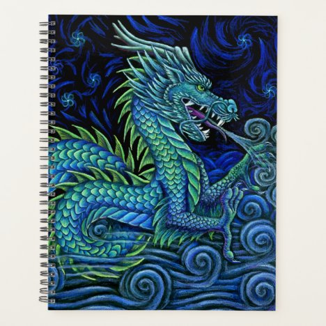 Chinese Azure Dragon Planner