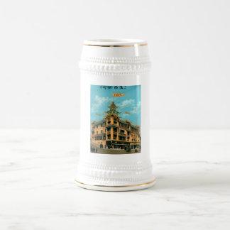 Chinese Bazaar Beer Stein