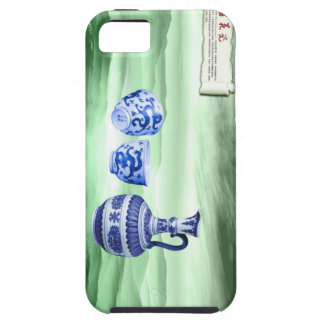Chinese Blue and White Porcelain iPhone 5 Case