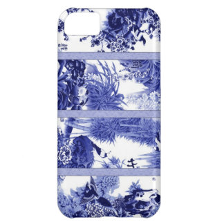 Chinese Blue and White Porcelain iPhone 5C Covers