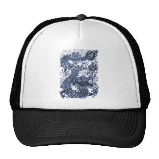 Chinese Blue Dragon - Emperor Water Dragon 2012 Trucker Hat