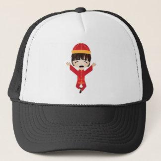 Chinese Boy Trucker Hat