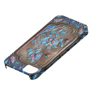 chinese bronze and enamel iphone iPhone SE/5/5s case