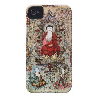 CHINESE BUDDHA PAINTING iPhone 4 COVER