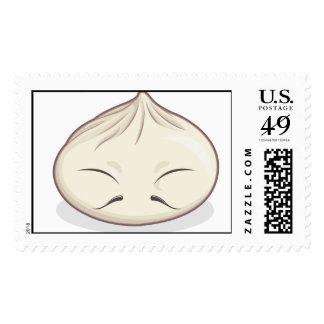 Chinese Bun Postage