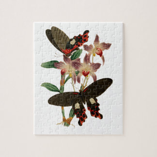 Chinese Butterflies Jigsaw Puzzle
