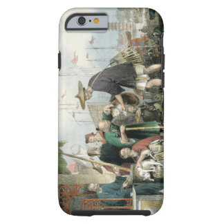 Chinese Cat Merchants, from 'China in a Series of Tough iPhone 6 Case