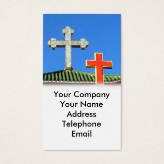 Chinese Catholic Church in Taiwan Business Card