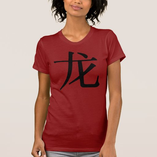 Chinese Character for Dragon T-Shirt
