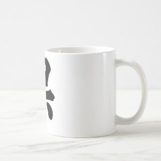 Chinese Character : guo, Meaning: fruit, result Mug