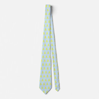 """Chinese character necktie """"beauty"""""""
