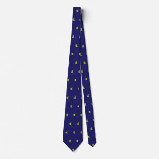 """Chinese character necktie """"road"""""""