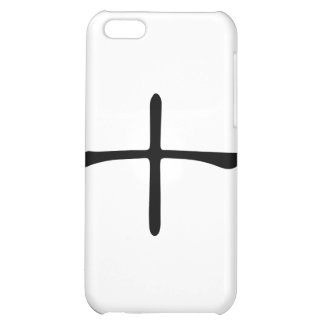 Chinese Character : shi, Meaning: ten number Cover For iPhone 5C