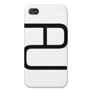 Chinese Character xi Meaning eve iPhone 4/4S Cover
