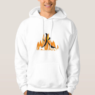 Chinese Characters for Fire Hoodie