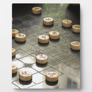 Chinese Checkers Plaque