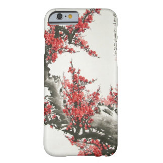 Chinese Cherry Blossom Barely There iPhone 6 Case