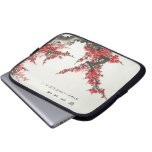 Chinese Cherry Blossom Computer Sleeve