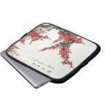 Chinese Cherry Blossom Computer Sleeve
