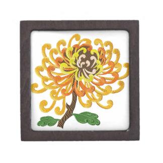 Chinese Chrysanthemum Gift Box Premium Gift Boxes