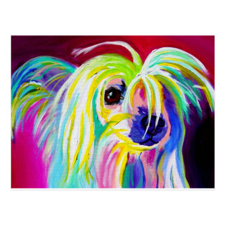 Chinese Crested #1 Postcard