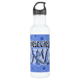 Chinese Crested DIVA 24oz Water Bottle