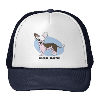 Chinese Crested Hat