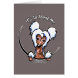 Chinese Crested IAAM Card