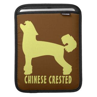 Chinese Crested iPad Sleeve