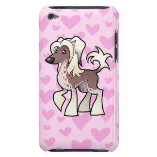 Chinese Crested Love (hairless) Barely There iPod Case