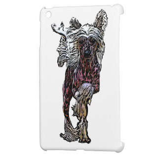Chinese Crested On The Move iPad Mini Case