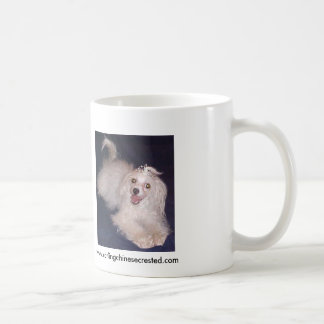Chinese Crested Powderpuff Mug