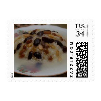 Chinese Cuisine - Eight Precious Pudding Postage