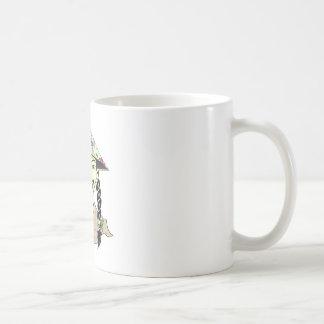 Chinese Cuisine Classic White Coffee Mug