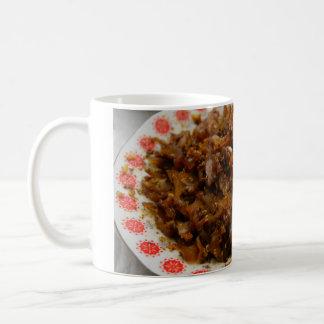 Chinese cuisine white Mug - Beef tendon
