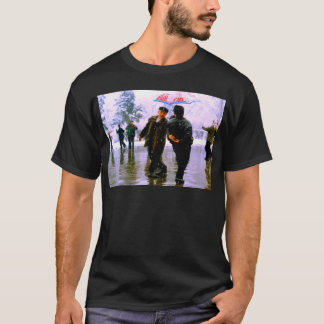 Chinese dancing on the ice T-Shirt
