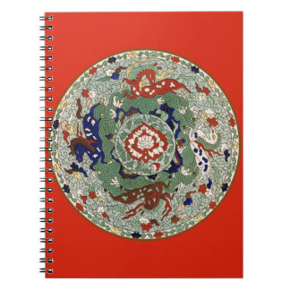 Chinese Design No1 Notebook