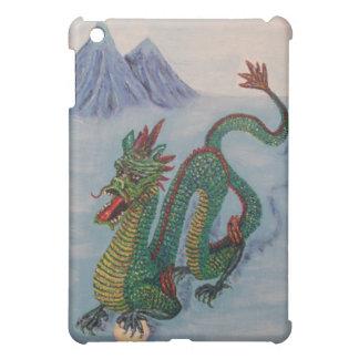 Chinese Destiny Dragon iPad Mini Cases