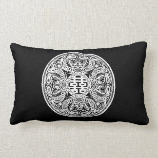 Chinese Double Happiness Pillow
