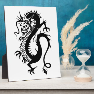 Chinese Dragon (11) Photo Plaque