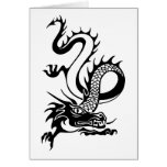Chinese Dragon (13) Greeting Card