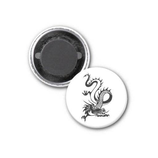 Chinese Dragon (13) Magnets