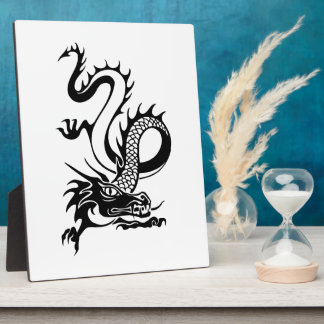 Chinese Dragon (13) Photo Plaque
