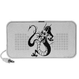 Chinese Dragon (2) iPod Speaker