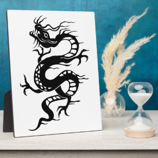 Chinese Dragon (4) Plaque