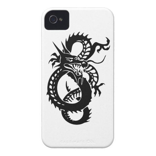 Chinese Dragon (5) iPhone 4 Case